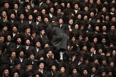 Belz Hasidic Dynasty Wedding