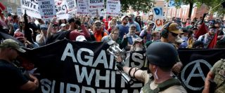 Charlottesville Chaos and The Jews