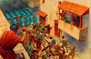 bar kochba revolt picture