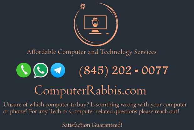 Computer Rabbis